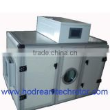 desiccant rotor dehumidifier unit for sale