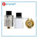 Hot Hot Hot clone white/ ss mini fat buddha rda new products 2016