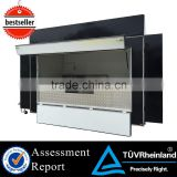 FV-55 china food trailers hot food vending machine fast food van