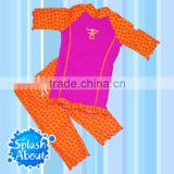 Wholesale swimwear manufacturer	number 1 Multicolor Polyester Elastane	UPF50+ made in taiwan 1-6y kids swimwear models