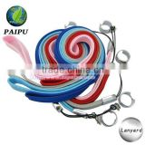 Hottest neck strap for ego e-cigarette ego lanyard from manufacturer Paipu