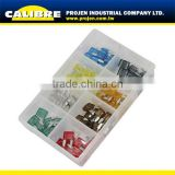 CALIBRE Car Repair 80pc Mini Blade Fuses Repair Set Auto fuse set