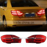 Newest High Bright Tail Lights LED Taillights For Toyota Camry Europe 2014+ 2015 Rear Light