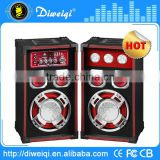 High quality factory price double magnet karaoke speaker