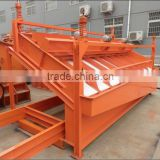 Iron ore vibrating screen used for mining, quarry, mineral project hot sale in United States
