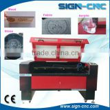 Hot hot hot !!! Low price Two head laser cutter / machine laser cutting plexiglass and engraving non-metal