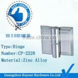 Modern Wholesale Free Sample Factory Directly Zinc Alloy High Quality Toilet Accessories Shower Door Pivot Hinge
