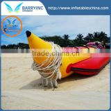 new inflatable water boats for sale,5 person banana boat hot sale
