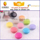 Hand-made 5cm plastic macaron for store window dressing/3D macaron model/realistic macaron