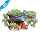 3D, Eco-friendly, Handmade Feature patch products type cheap embroidery patch                                                                                                         Supplier's Choice