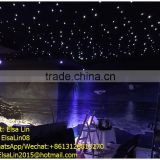 Christmas lights led cloth lighting rgb led sky star curtain /led cloth led sky drape for ceiling decoration