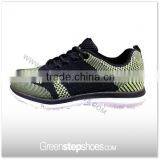 Breathable Woven Fabric Walking Shoe Running Shoes