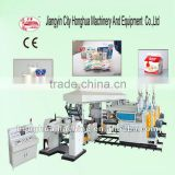 Milk,aseptic soft packing multi-layer laminating material production line for liquid foodstuff