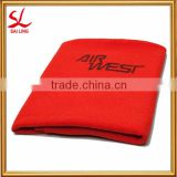 Best Price Fleece Airline Blanket Custom Printed Logo Made in China