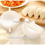 1PC Pack dumpling machine Small tool Home plastic Dough Press Dumpling Pie Ravioli Mold Mould Maker Cooking Pastry tools