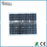 China supplier hot sale 220W High Voltage Solar Panels Pv Roof Tile Glass Laminated Solar Panel