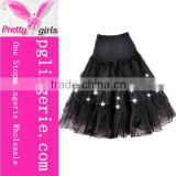 Black Led Lights Tutu Skirt Corsets Sex Tutu Skirt Girls Women Light Up Petticoat Tutu Skirt