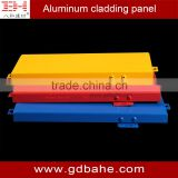 Aluminum cladding panel surface treatment have PDFV Aluminum panel and PE Aluminum panel