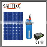 Sailflo 4inch 12V protable solar water pump/ deep suction water pump for irrigation