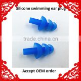 Factory direct sale protective silicone rubber ear plug earmuffs with high quality for ear protection