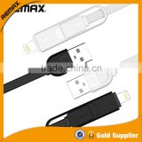 REMAX Elegant High Speed Quick Charging Data micro 2 in 1 USB Cable