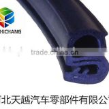 Equipment cabinet window epdm rubber seal strips/protective door strips
