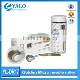 Factory Direct Sale 192 Needles TItanium Micro Needle Derma Stamp ZGTS Derma Roller YL-DR17