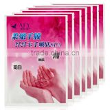 non-woven fabrics Hand Mask Whitening Moisturizing essence Skin Care remove calluses hand Gloves