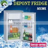 High quality beer cooler supermarket showcase refrigerator and freezer BC-135X-D