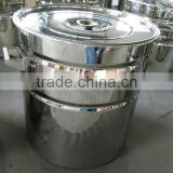 55 gallon stainless steel drum for sale/stainless steel barrel/316 stainless steel drum