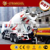 Original SY202C-6R concrete mixer truck spare parts