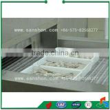 Sanshon SSF Vegetable and Fruit, Prepared Food, Spiral Quick Freeze Machine, Fish Quick Freezer