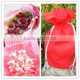 nonwoven fabric for flower packing,flower wrapping paper of polyester non woven fabric