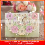 All Ceremony Crad Luxury Wedding Invitation Box