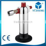 YZ-912 Chef Culinary Micro Butane Torch Jet Flame Torch Glasses Dental Tool Baking Food Processing Torch Lighter