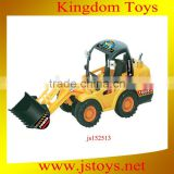 2014 new design rc construction toy trucks excavator hot sale
