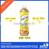 Popular Fresh One 500ml Ice Tea Drink in PET