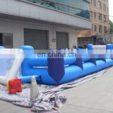 2011 inflatable human football field