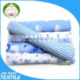 new gauze flannel baby diaper free discount type thick white cotton diapers printing