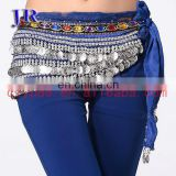 Belly Dancing Performance Wear Type and Performance Use belly dance tribal hip scarf