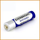 Size AAA PVC jacket dry battery