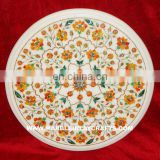 Marble Inlay Table Top, Marble Top Coffee Table, Plates Tabletop Exporter Marble Inlay Table Top Manufacturers Inlay Table