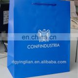 custom shopping bags for t-shirts suits wholesale