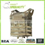 Adjustable Hunting Military Molle Style Tactical Vest with pouch