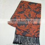 silk scarves with various colors for Autumn/Winter