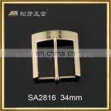 Custom Bronze Pin Belt Buckles& China 2015 High Quality Metal CustomPin Belt buckles