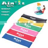 6 Set Loop Resistance bands Exercise Bands for therapy exercise