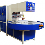 4-Stations Automatic Turntable High Frequency Welding Machine