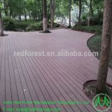 Good quality waterproof interlocking composite decking