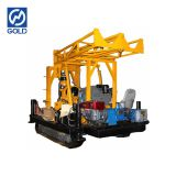 Geological Exploring & Drilling Equipment Crwaler Mounted Type Drill Rigs